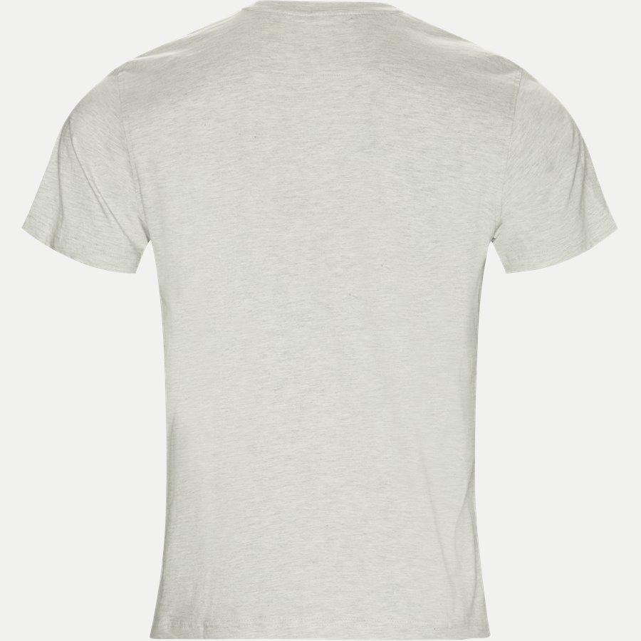 COOPER LOGO - Cooper Logo T-shirt - T-shirts - Regular - WHITE MEL - 2